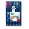 ETUI CHEVALET 10 STYLOS-BILLE TRIPLUS® BALL 437 M - PTE MOY.ASS.