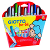 GIOTTO BE-BÈ - ETUI-COFFRET 12 FEUTRES